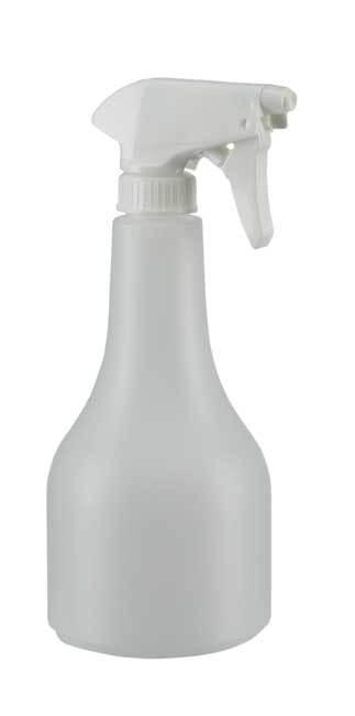 Láhev s rozprašovačem 500 ml