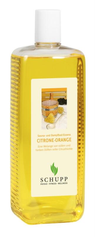 Esence Citron/pomeranč 1l