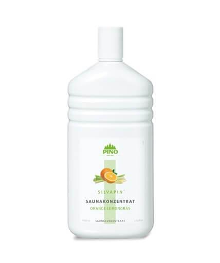 Esence - Silvapin, pomeranč/lemongrass, 1l