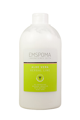 EMSPOMA Aloe vera herbal 1000 ml