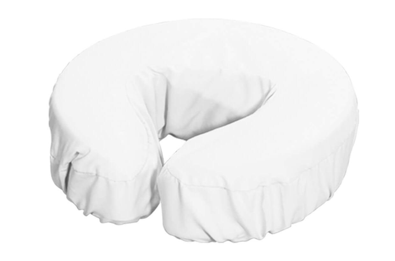 Ochranný potah na podhlavník bílá