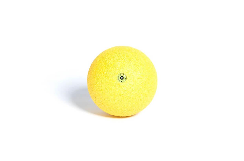 BLACKROLL Ball 8cm žlutá