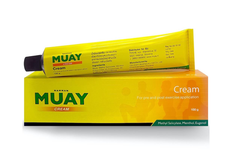 Thajský krém Namman Muay 100 g