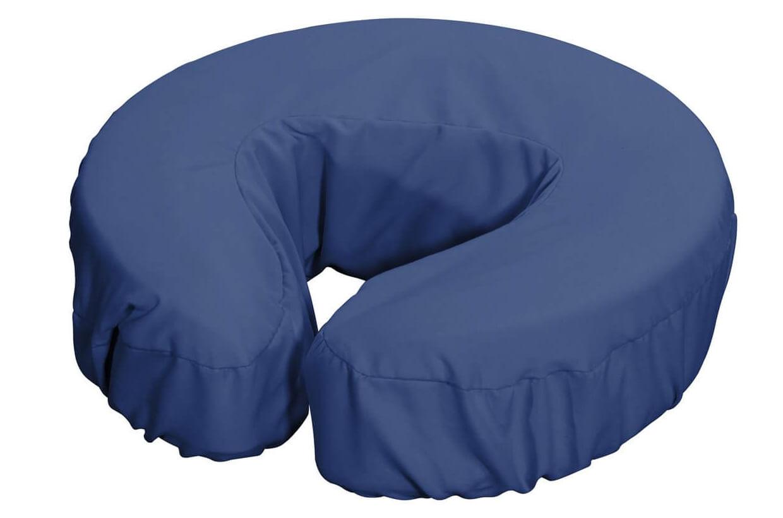 Ochranný potah na podhlavník modrá