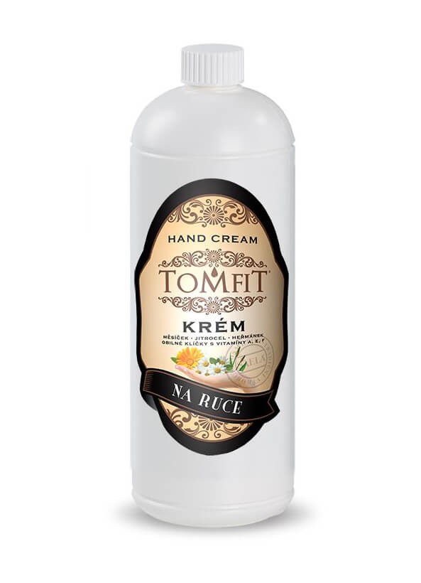 TOMFIT - krém na ruce 1 l