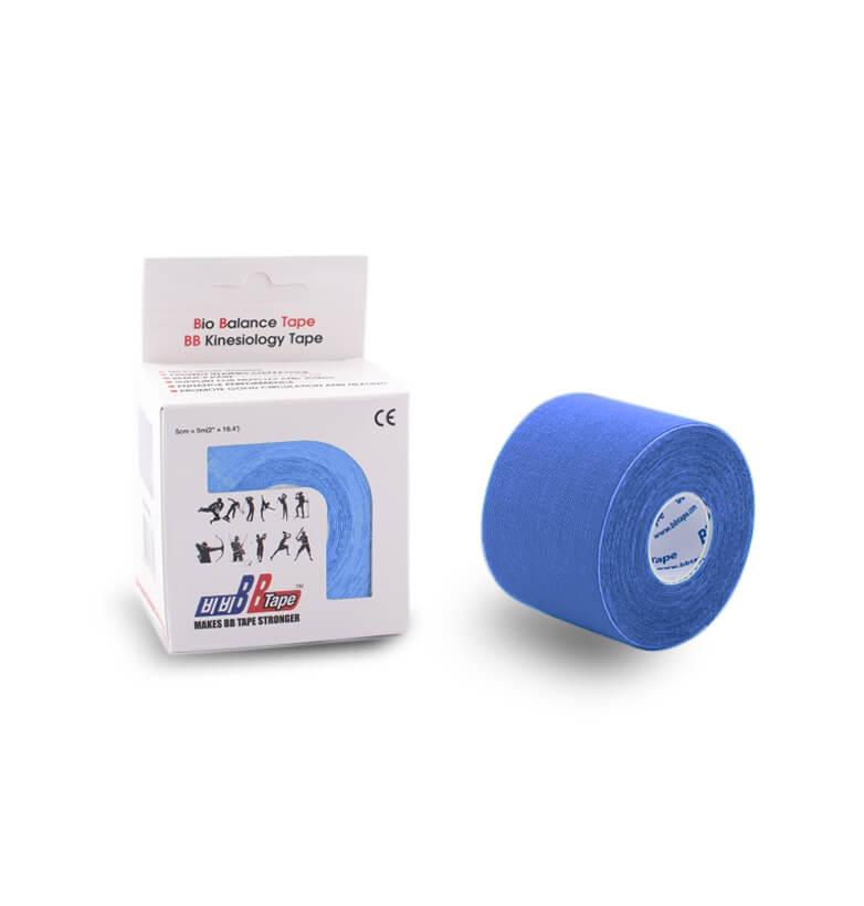 BB tape 5cm x 5m Tmavě modrá