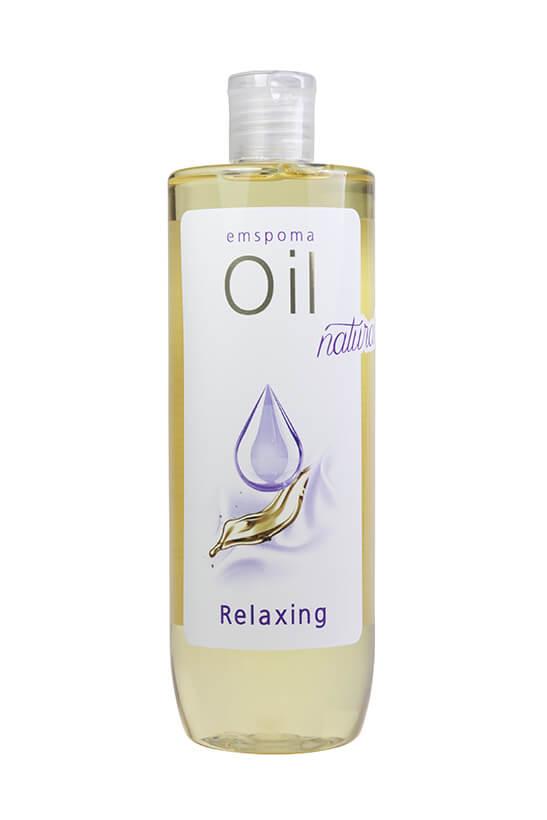 EMSPOMA Relaxační tělový olej