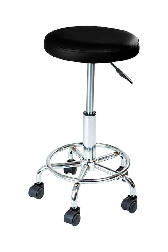 Židle K-01 Černá