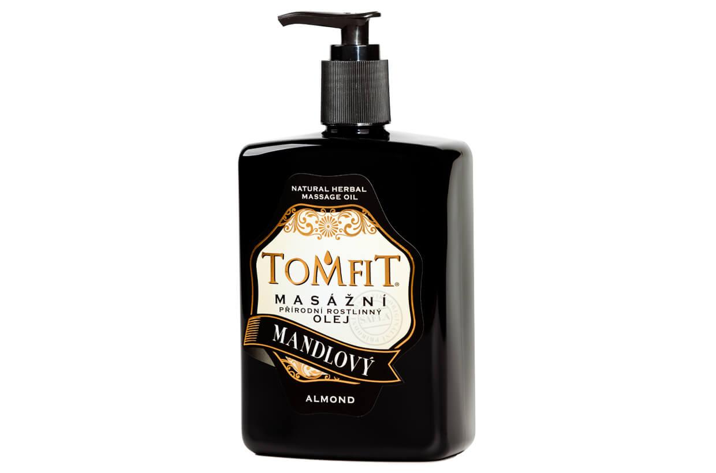 Masážní olej Mandlový 500 ml