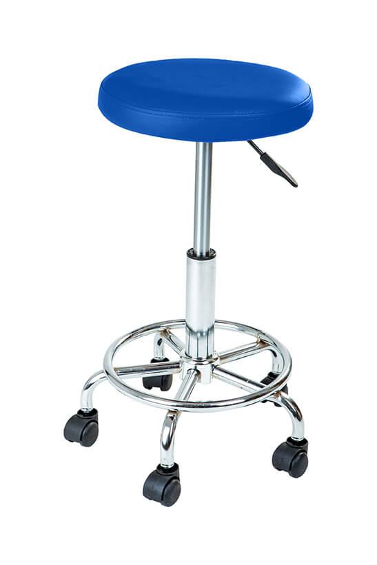 Židle K-01 Modrá