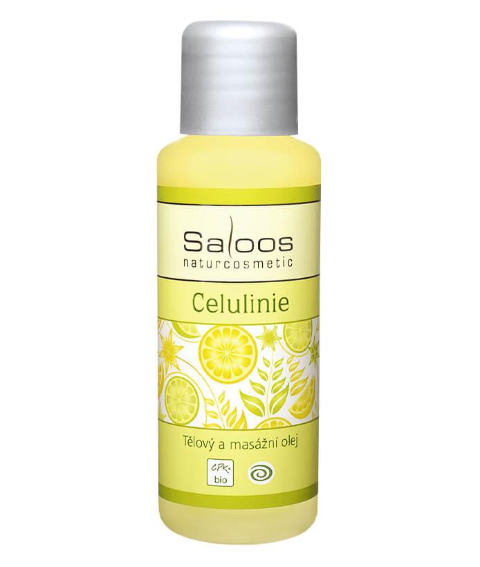 Tělový masážní olej Celuline 1000ml