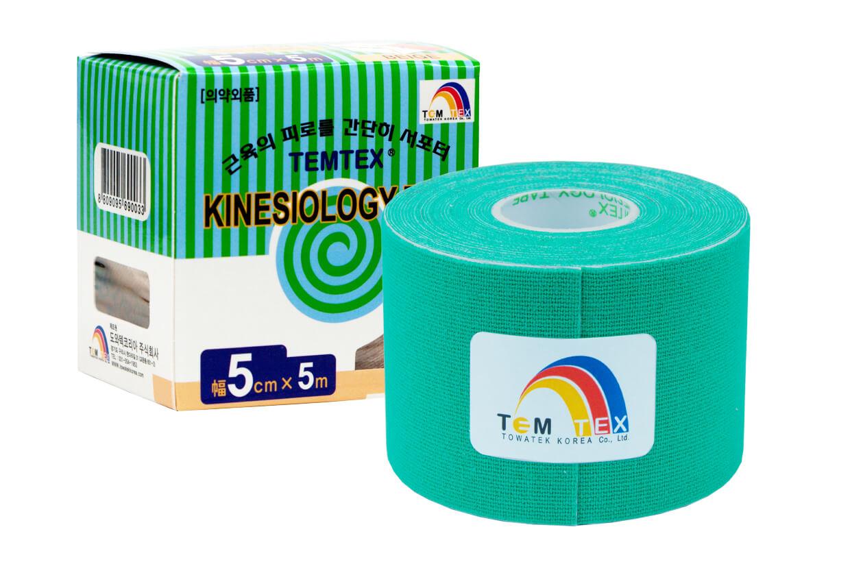 TEMTEX tape Classic 5 cm x 5 m Zelená
