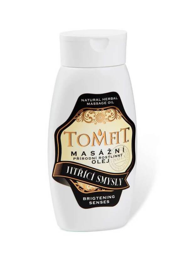 Masážní olej Jitřící smysly 250ml