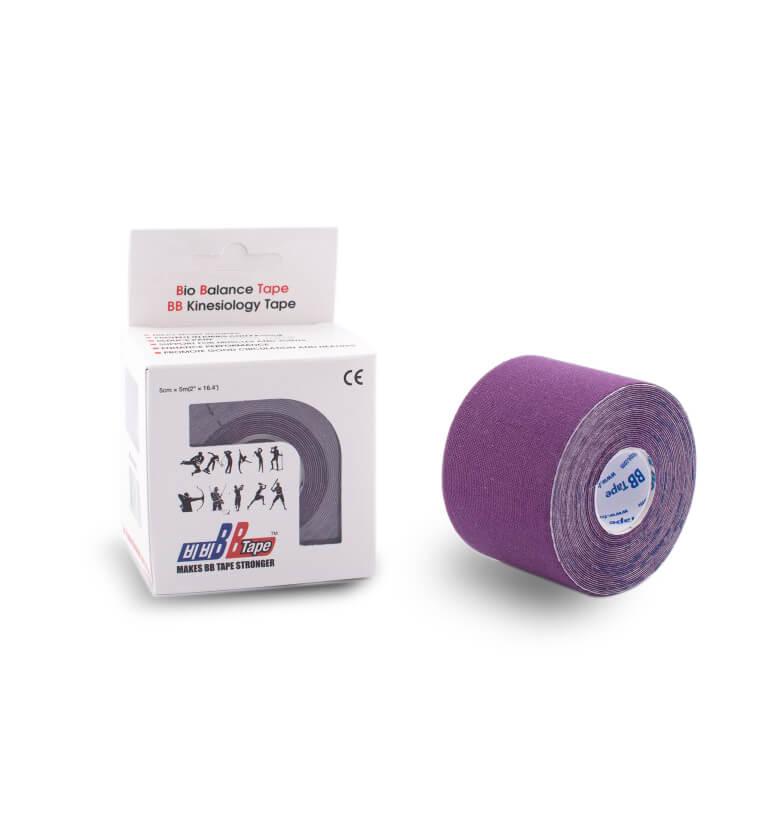 BB tape 5cm x 5m Fialová