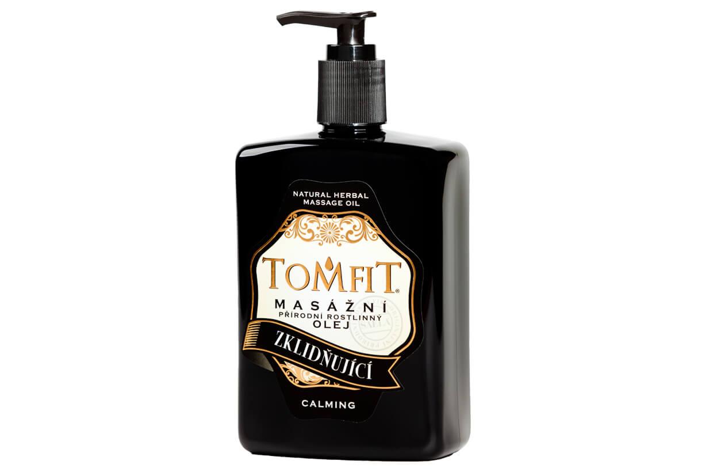 Masážní olej Zklidňující 500 ml