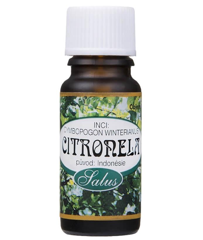 Éterický olej Citronella 10ml