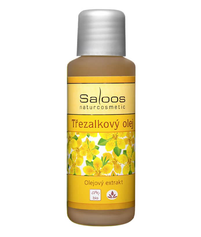Třezalkový olej 500ml
