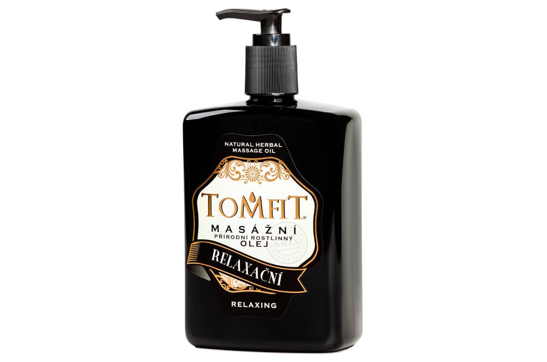 Masážní olej Relaxační 500 ml