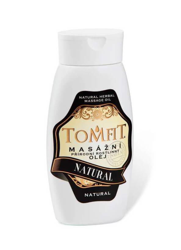 Masážní olej  Natural 250 ml