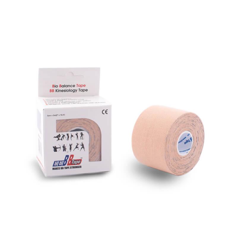 BB tape 5cm x 5m Béžová