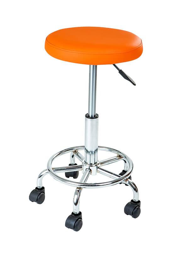 Židle K-01 Oranžová