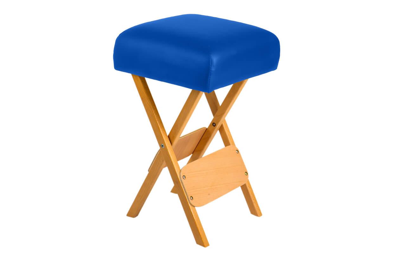 Stolička S-01 Modrá