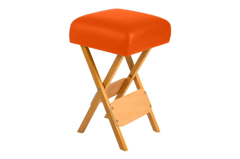 Stolička S-01 Oranžová