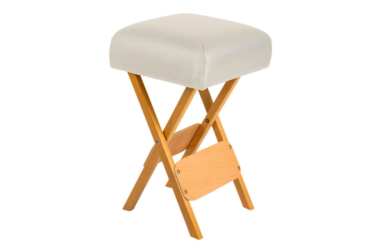 Stolička S-01 Krémová