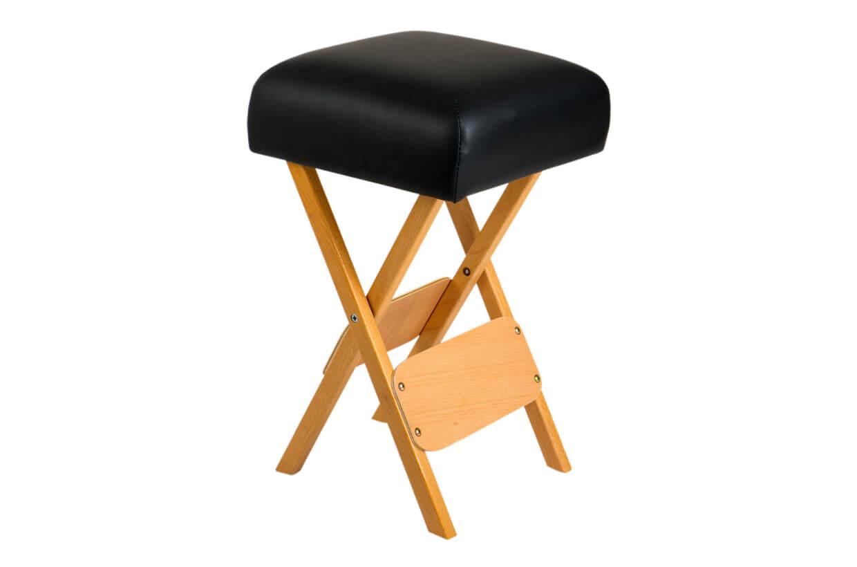 Stolička S-01 Černá
