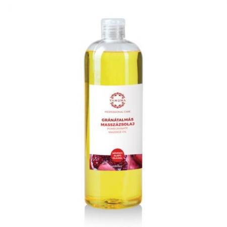 Granátové jablko rostlinný masážní olej 1000ml