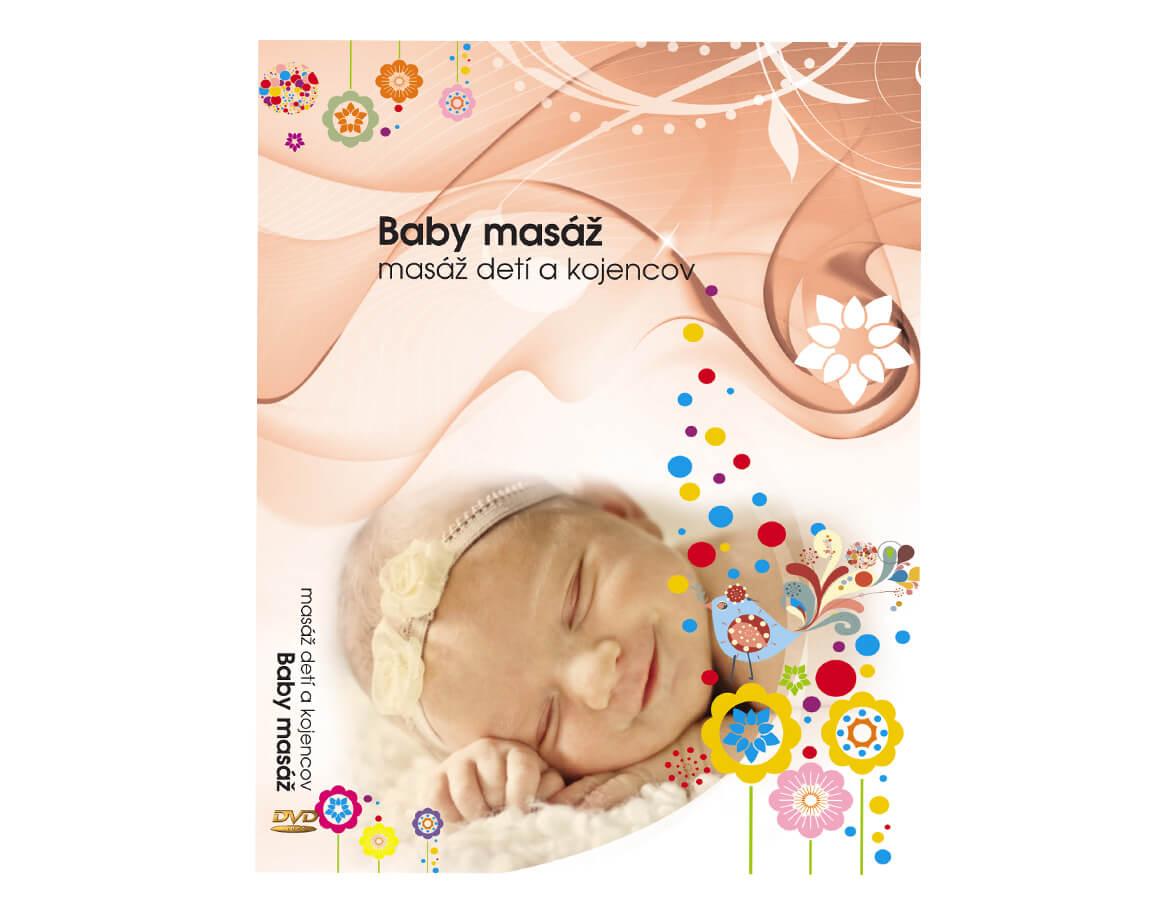 Baby masáž - masáž dětí a kojenců DVD