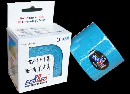 BB tape ICE - umělé hedvábí 5cm x 5m