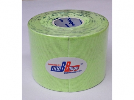 BB tape NEON 5cm x 5m neon limetková