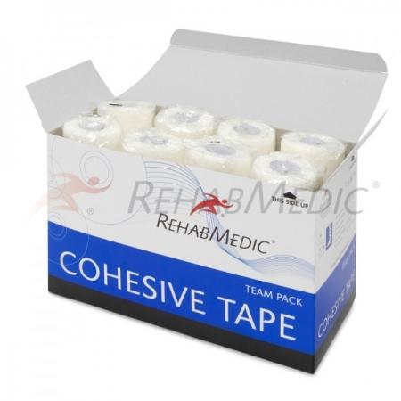 Cohesive tape 5cm x 4,6m Bílá