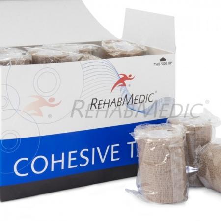 Cohesive tape 7,5cm x 4,6m Tělová