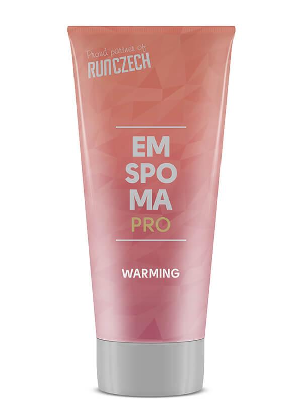 EMSPOMA Pro masážní krém hřejivý 100ml