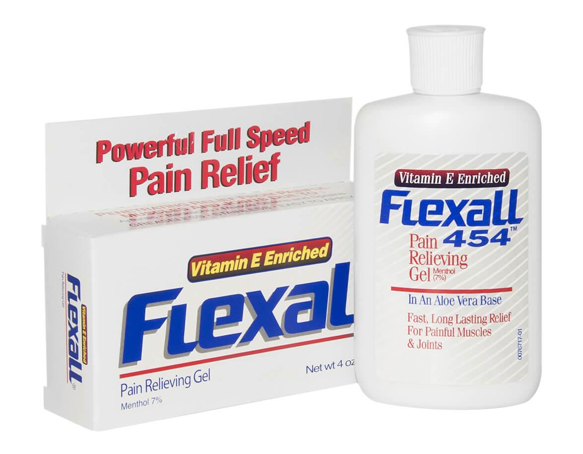 Flexall - gel pro úlevu od bolesti
