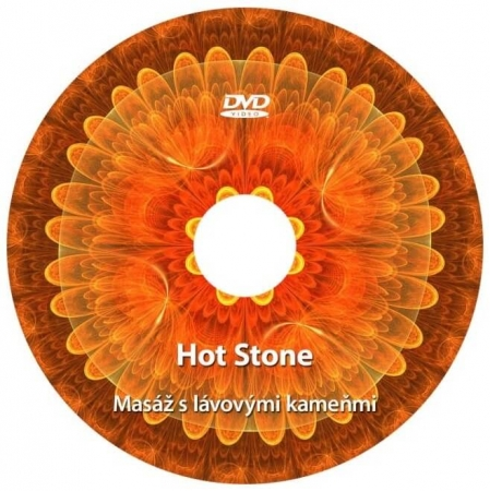 Hot stone masáž DVD