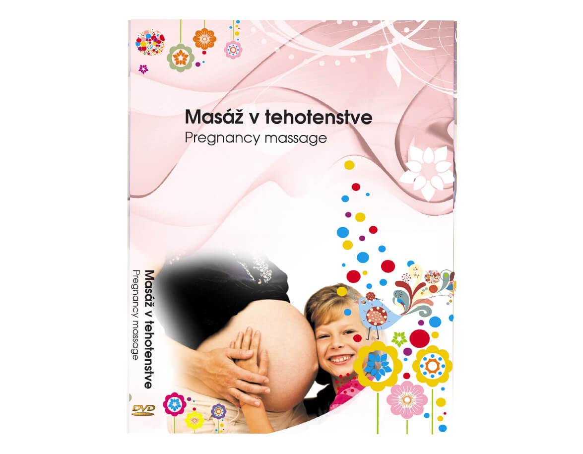 Masáž v těhotenství - instruktážní DVD