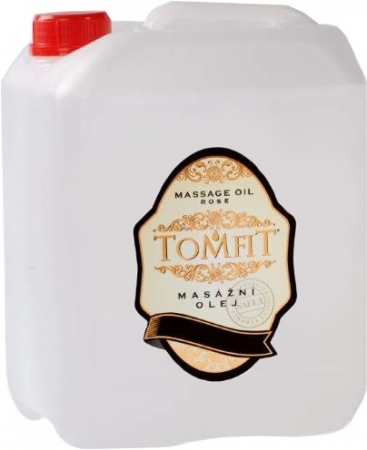 Masážní olej Chmel 5l