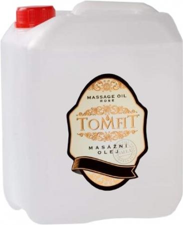 Masážní olej Skořice 5l
