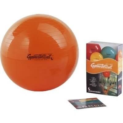 PEZZI GymBall 53 cm - oranžová