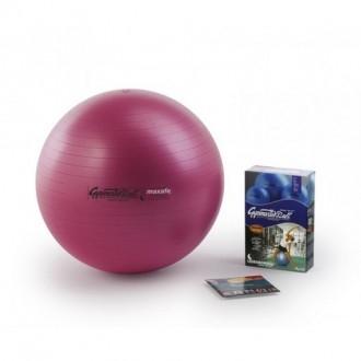 PEZZI GymBall MAX 65 cm Růžová