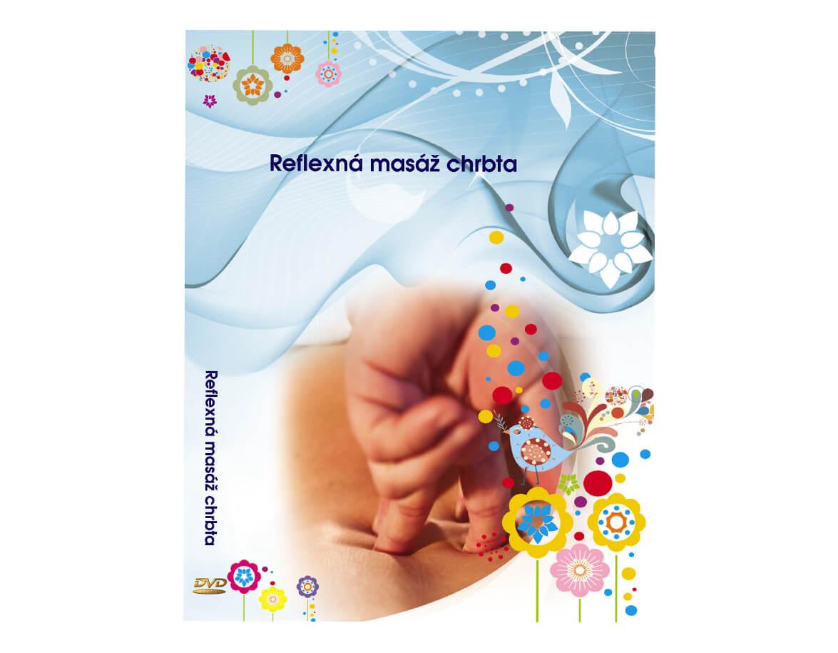 Reflexní masáž zad - instruktážní DVD