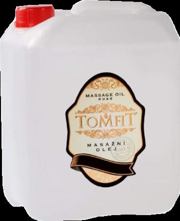 Masážní olej Mandlový 5 l
