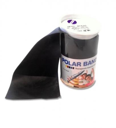 Torf Band Latex Free, černá 5,5 m