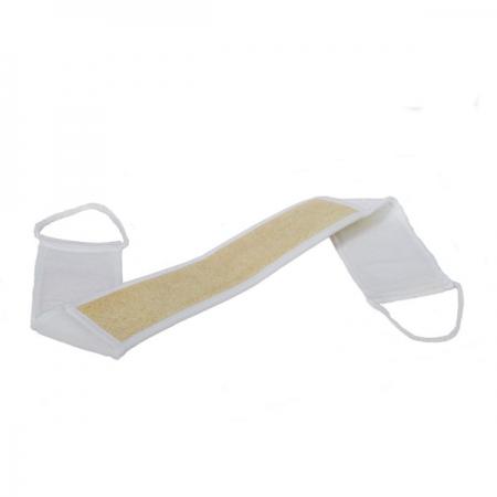 Masážní pás lufa - bavlna