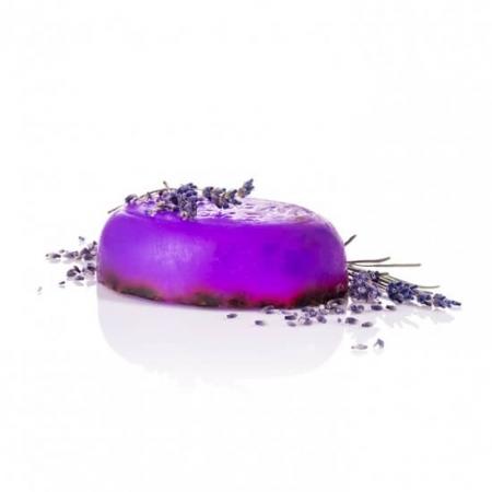 Levandulové glycerinové mýdlo 100g