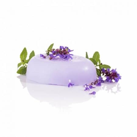 Yzopové glycerínové mydlo 100g
