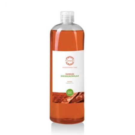 Paprika parafínový masážní olej 1000ml